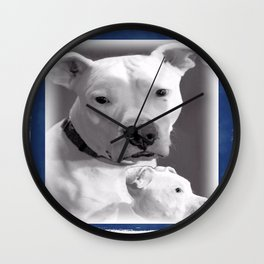 dAY dAY Wall Clock