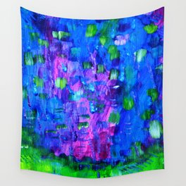 Color Expression 1 Wall Tapestry