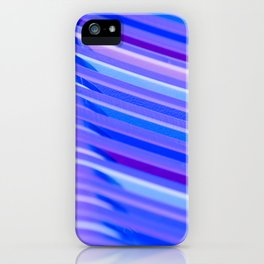 Purple Flow iPhone Case