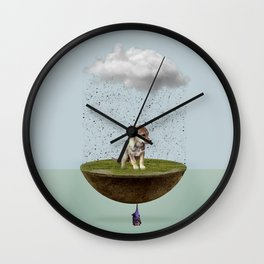 Dog Wall Clock