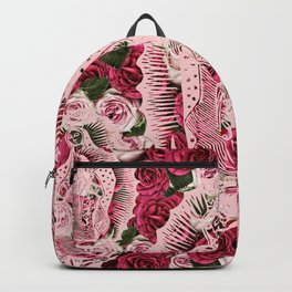 guadalupe roses Backpack