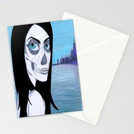 La Muerta Stationery Cards