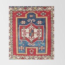 Fachralo Southwest Caucasus Niche Rug Print Throw Blanket