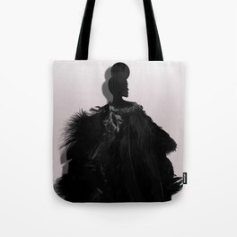 People will stare. Make it worth their while. Tote Bag