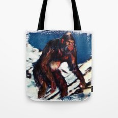 Bigfoot is Real Tote Bag