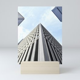 high rise Mini Art Print