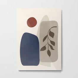 Modern Art 16 Metal Print