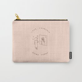 love yourself extra today Carry-All Pouch