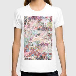 Florence map T-shirt