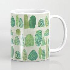 Watercolour Topiary Coffee Mug
