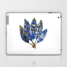 Gatsby Five Feathers Laptop & iPad Skin