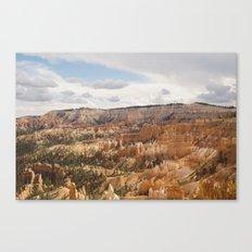 bryce canyon national park Canvas Print