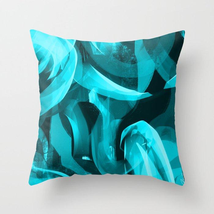 Mālama i ke Kai - Take Care of Our Ocean Throw Pillow
