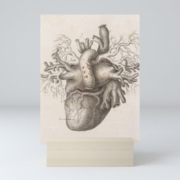 The Back Of The Heart Mini Art Print