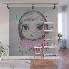 Freckles club Wall Mural