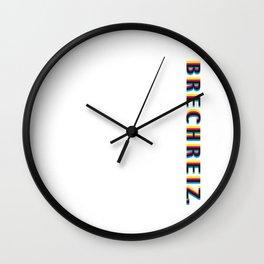 Brechreiz Wall Clock