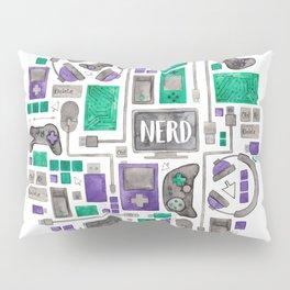 Gamer/Computer Nerd Pillow Sham
