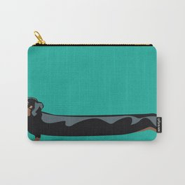 dachshund - wiener dog - i love my wiener Carry-All Pouch