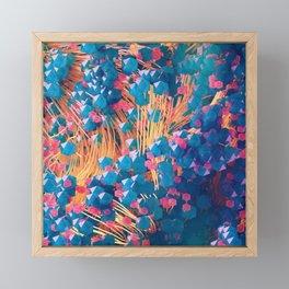 Gemtrails.2018 Framed Mini Art Print