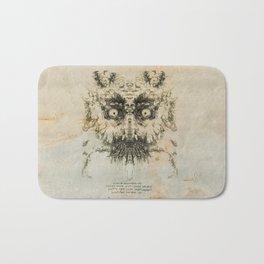 Skulloid I Bath Mat
