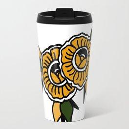 Couple of flowers Travel Mug