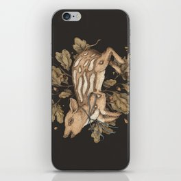 Almost Wild, Foundling iPhone Skin