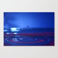 Timeless Waterdrop Canvas Print