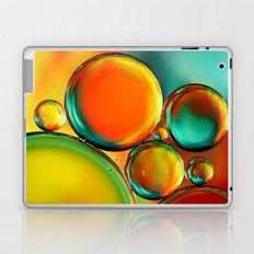 Oil Drop Abstract Laptop & iPad Skin