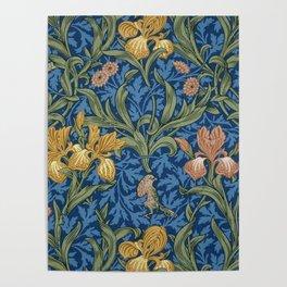William Morris Flowers Poster