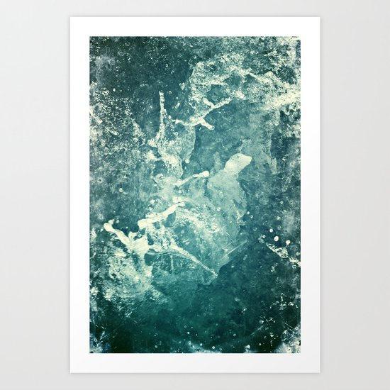 Water II Art Print
