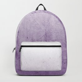 Radiant Orchid Purple Ombre Backpack