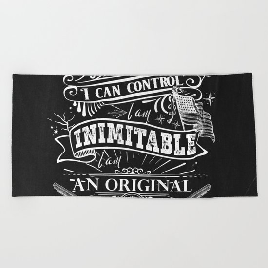 Hamilton - Inimitable Beach Towel