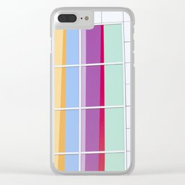 Reflections of the Getty Clear iPhone Case