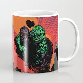 Kaiju Romace Coffee Mug