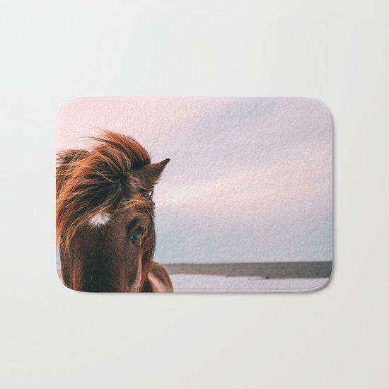 Horse #sunset Bath Mat