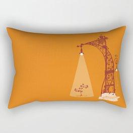 Passeig de Gracia, Barcelona Rectangular Pillow