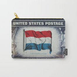 Flag of Netherlands Carry-All Pouch