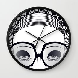Catarina Close Wall Clock