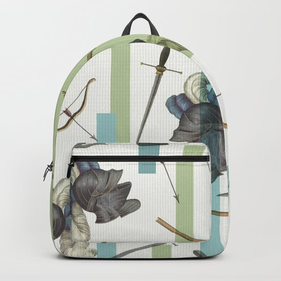 The Knight Backpack
