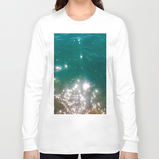 The color of the sea Long Sleeve T-shirt