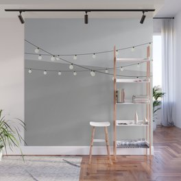 Ceiling With Lights Wall Mural