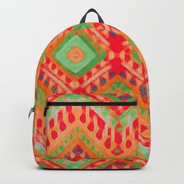 itzel - candy + lime Backpack