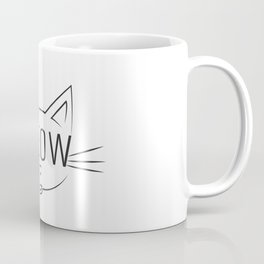 Meow Kitty Coffee Mug