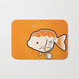 Ranchu Goldfish Bath Mat