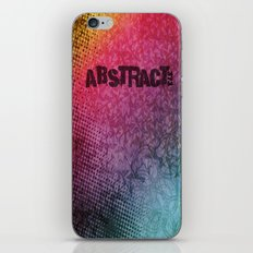 Abstract373 iPhone & iPod Skin