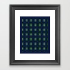 The Angry Capsules Framed Art Print