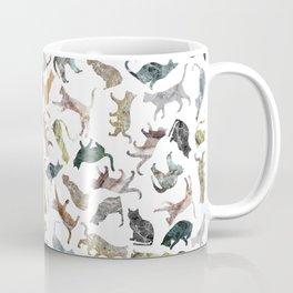 Nature Cats Coffee Mug