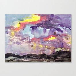 Tennessee Sunrise Canvas Print