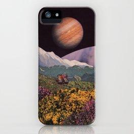 Multiverse Similarities III iPhone Case