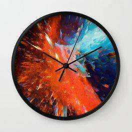 HÏGS Wall Clock
